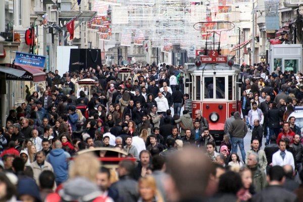 Стамбул и Анкара два главных города Турции