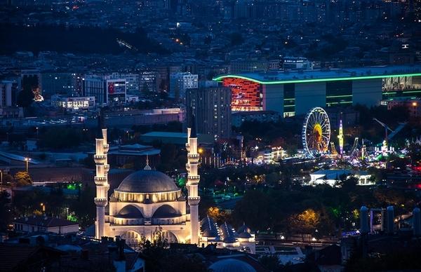 Стамбул и Анкара. Достопримечательности Анкары