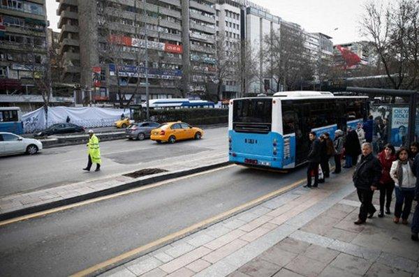 Стамбул и Анкара. Достопримечательности Анкары. Ataturk Bulvari