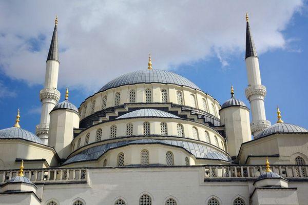 Стамбул и Анкара. Достопримечательности Анкары. Коджатепе Ками