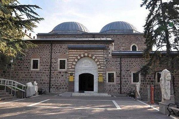 Стамбул и Анкара. Достопримечательности Анкары. Музей анатолийских цивилизаций
