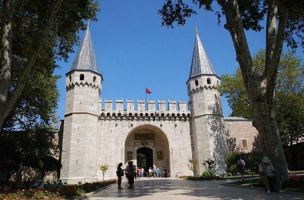Стамбул и Анкара. Достопримечательности Стамбула. Дворец Топкапы