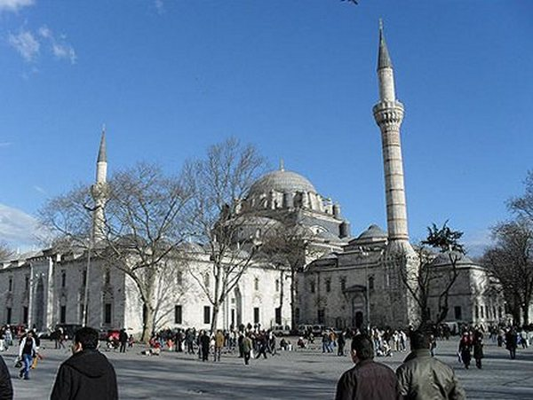 Стамбул и Анкара. Достопримечательности Стамбула. Комплекс Баязит