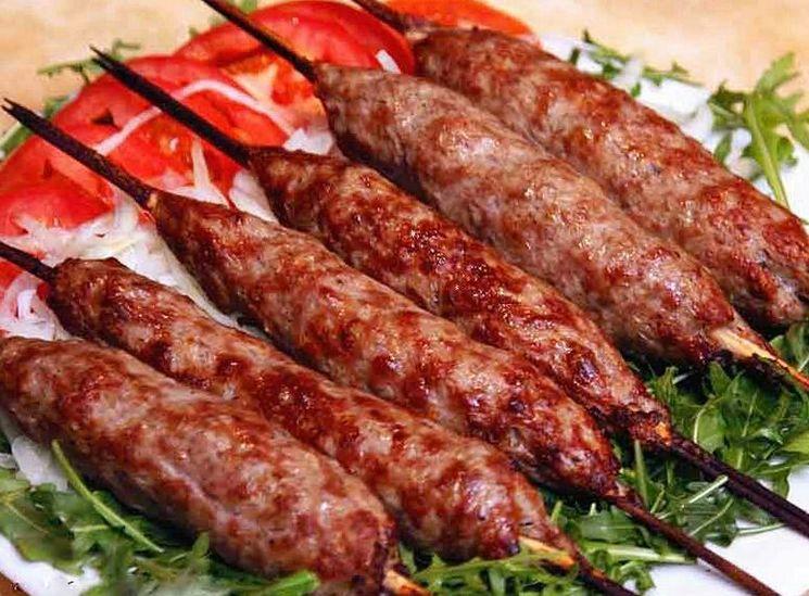 Турецкая кухня. Кебаб