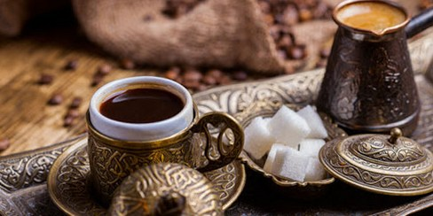 Турецкая кухня. Турецкий кофе