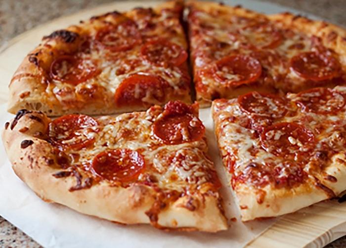 Виды пиццы. Американская пицца