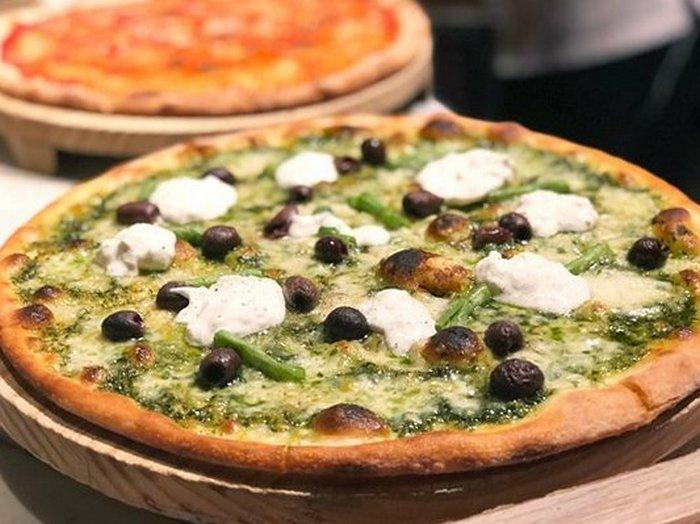 Виды пиццы. Генуэзская пицца