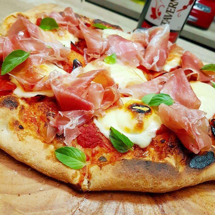 Виды пиццы. Римская пицца