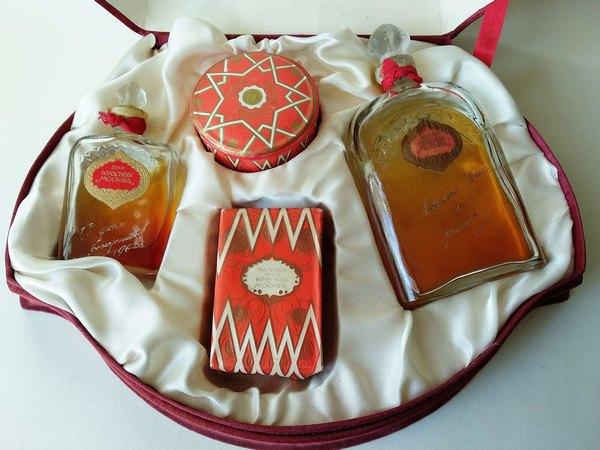 Красная Москва подарочный набор