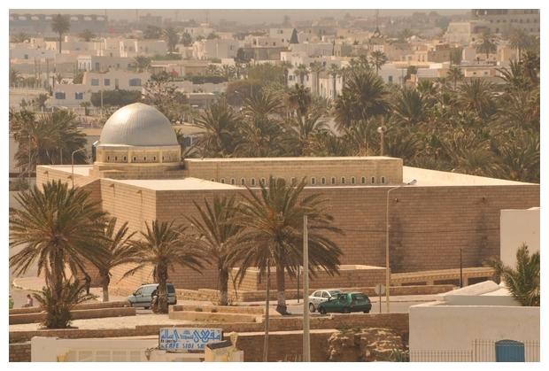 Курорты Туниса. Большая мечеть Махдии
