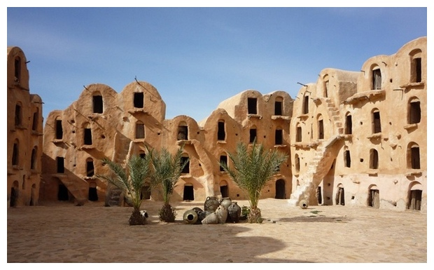 Курорты Туниса. Дуз