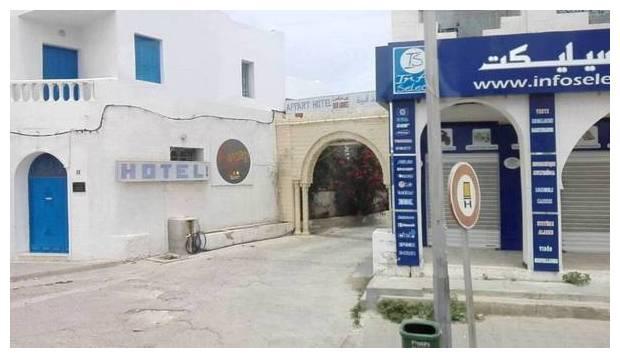 Курорты Туниса. Город Хумт-Сук