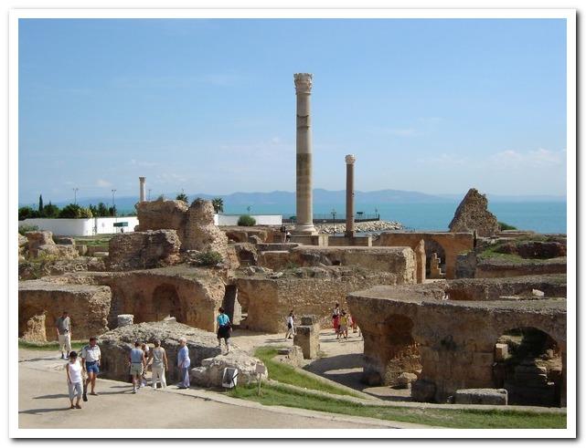 Курорты Туниса. Карфаген