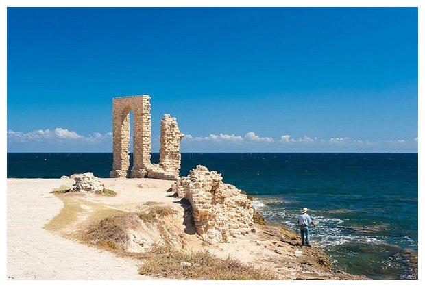 Курорты Туниса. Махдия