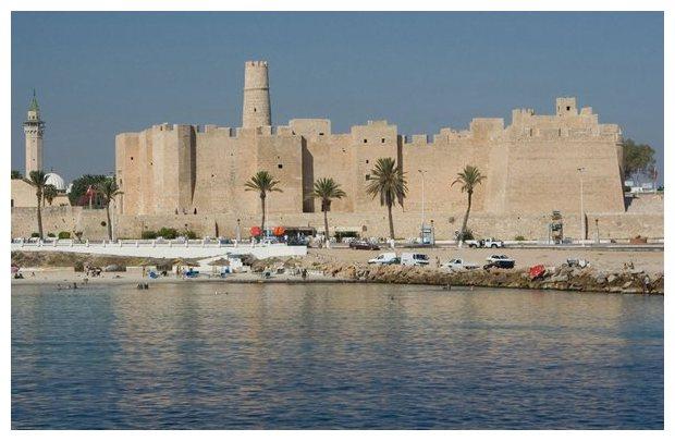 Курорты Туниса. Монастир