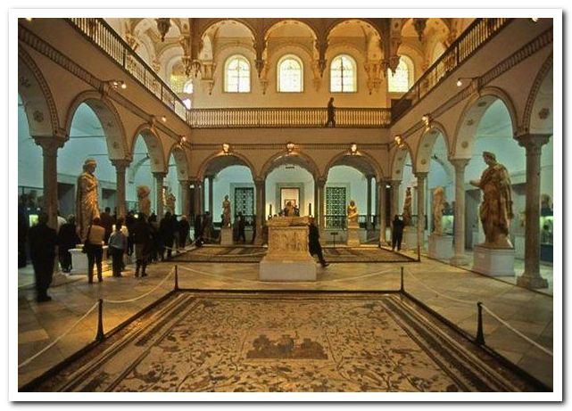 Курорты Туниса. Музей Бардо