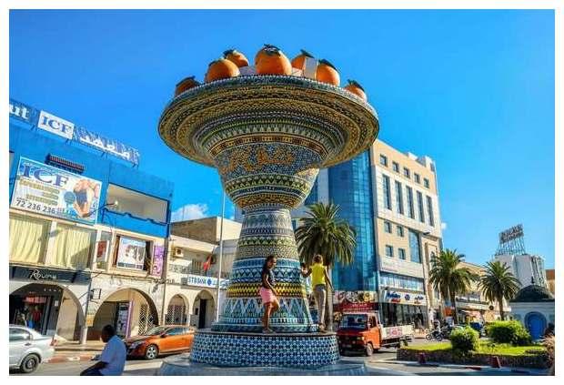 Курорты Туниса. Набуль