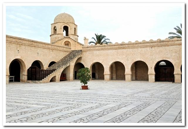 Курорты Туниса. Сус. Большая мечеть