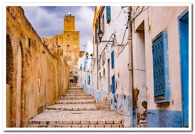 Курорты Туниса. Сус. Медина