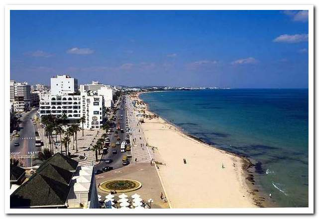 Курорты Туниса. Сус
