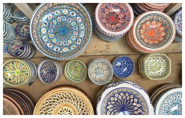 Курорты Туниса. Сувениры из Джербы