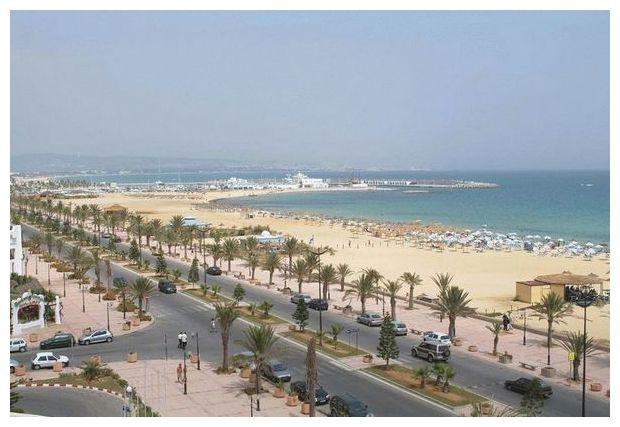 Курорты Туниса. Ясмин-Хаммамет