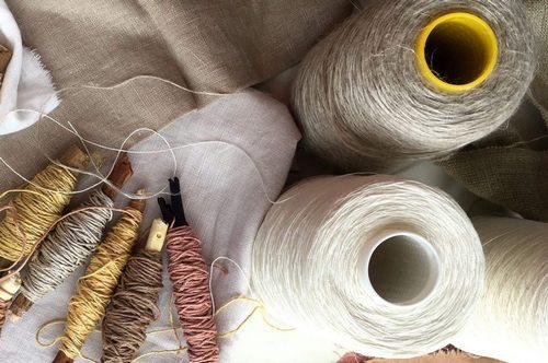 Льняная ткань. 5 преймуществ