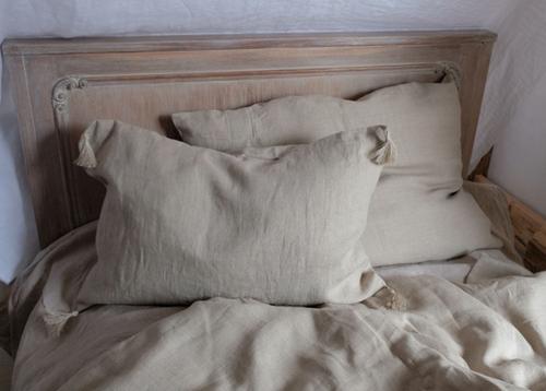 Льняная ткань. Постельное белье из льна