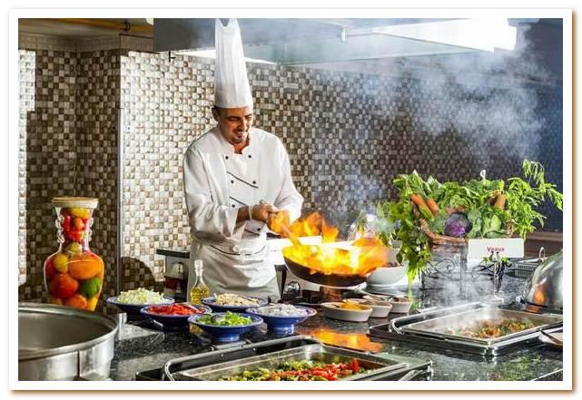 Тунисская кухня богата традициями