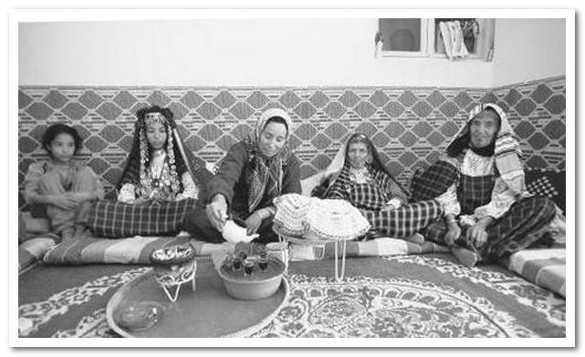 Тунисская кухня - это в первую очередь семейная кухня