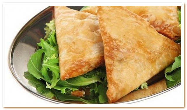 Тунисская кухня. Брик