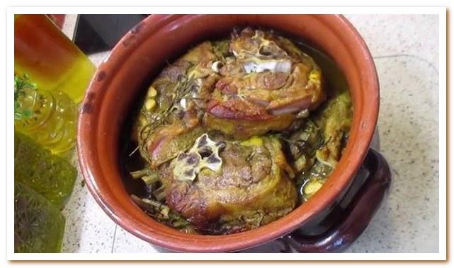 Тунисская кухня. Гаргулет