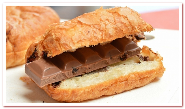 Горький шоколад. Источник энергии