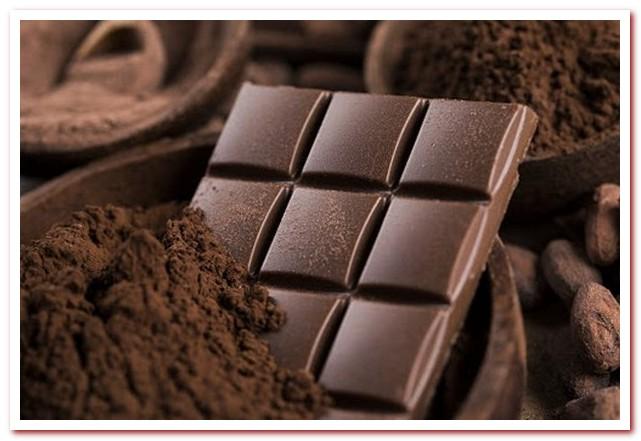 Горький шоколад. Когда покупать