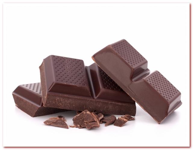 Горький шоколад. Сколько можно съесть