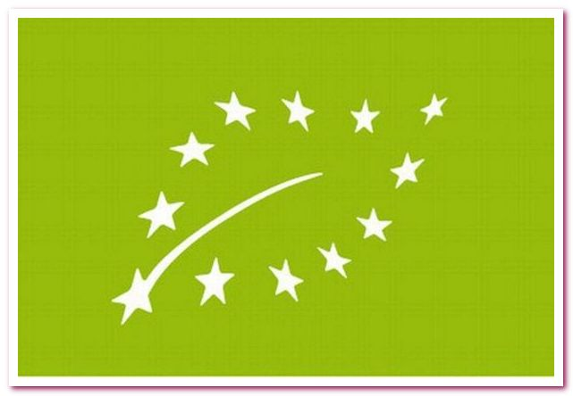 Логотип ЕС органических продуктов питания