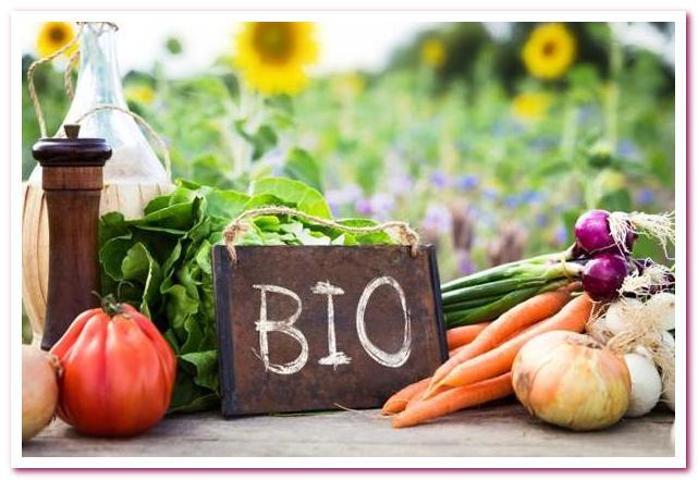 Органические продукты, они же экологические или био-продукты