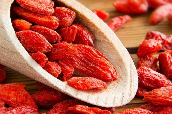 Рейтинг самых полезных фруктов и ягод. Топ 11. Ягоды годжи