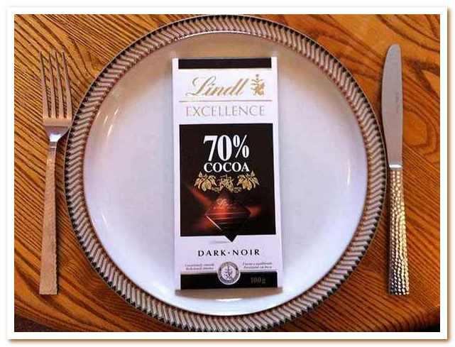 Шоколадная диета - эффективное средство