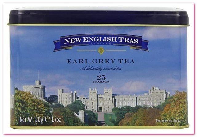 Виндзорский замок на пачке чая