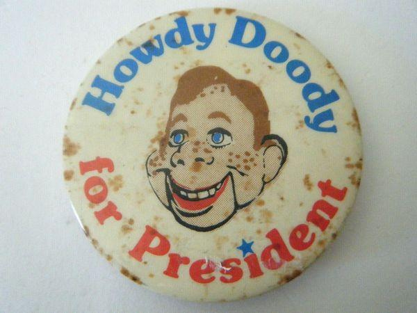 Хауди Дуди. Кандидат в президенты