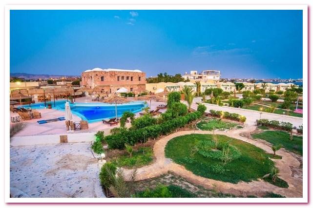 Курорты Египта. Эль Кусейр
