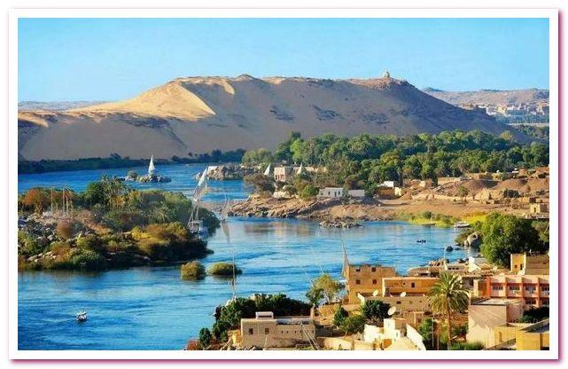 Курорты Египта. Факультативные поездки. Асуан