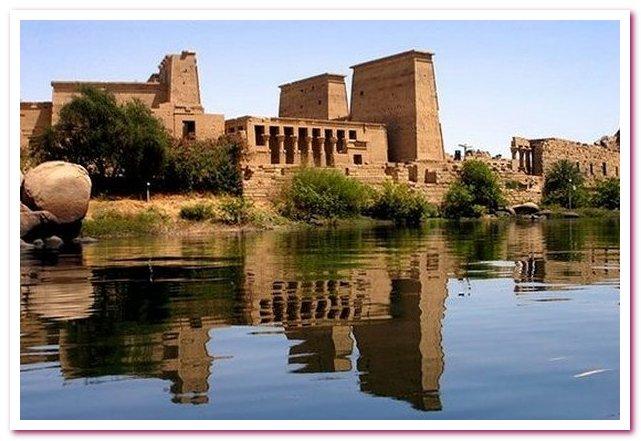 Курорты Египта. Факультативные поездки. Храм Исиды