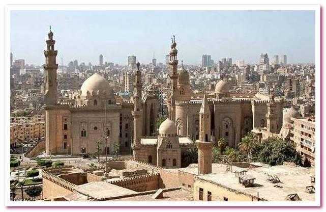 Курорты Египта. Каир