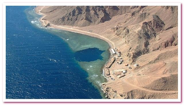 Лучшие курорты Египта. Дахаб