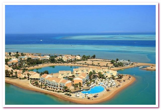 Лучшие курорты Египта. Эль Гуна