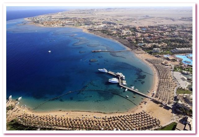 Лучшие курорты Египта. Макади
