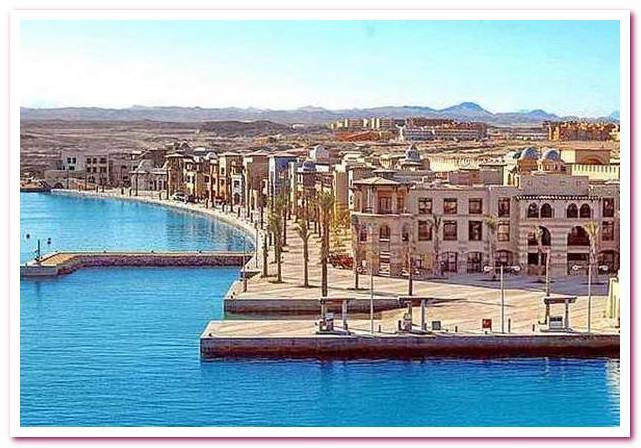 Лучшие курорты Египта. Марса Алам