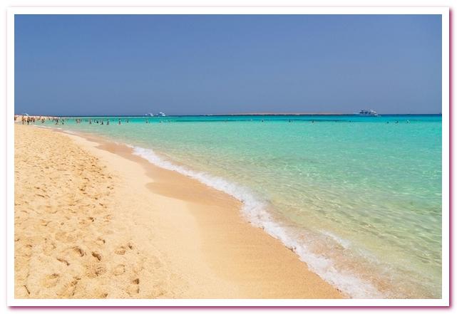 Лучшие курорты Египта. Пляжи Красного моря